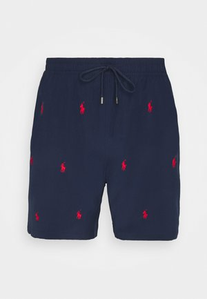 TRAVELER - Shorts da mare - newport navy