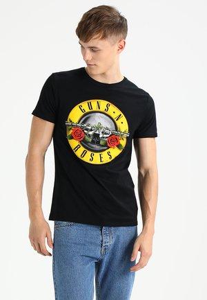 GUNS N' ROSES  - Print T-shirt - black