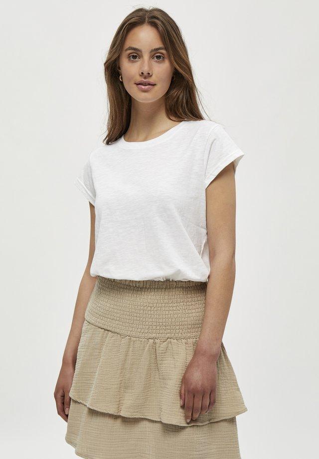 LETI - T-shirt - bas - white