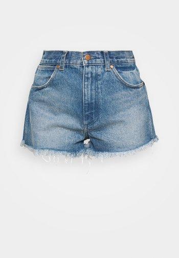 FESTIVAL  - Shorts di jeans - tidal waves
