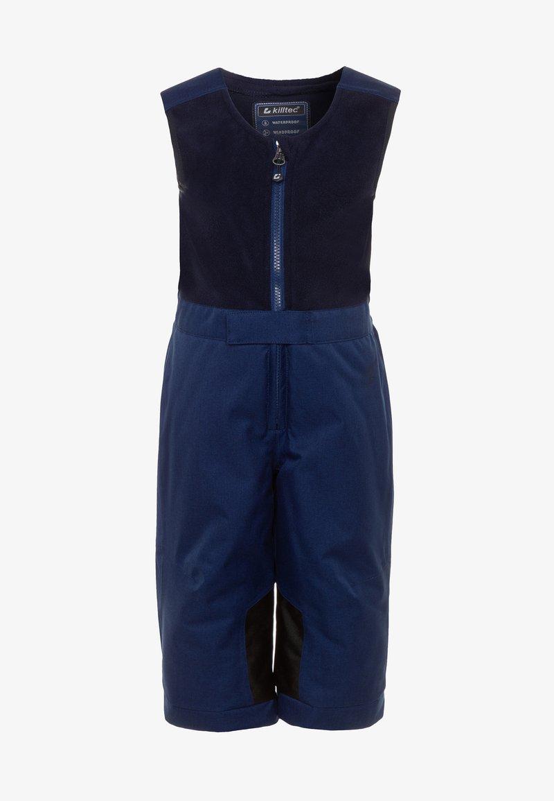 Killtec - ROBBY MINI - Snowsuit - dunkelblau