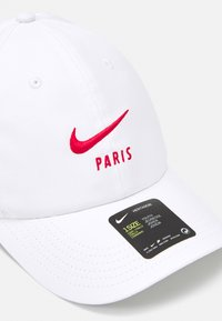 Nike Performance - PARIS ST GERMAIN UNISEX - Kšiltovka - white/university red - 4