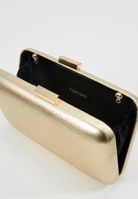 PARFOIS - Clutch - gold - 4