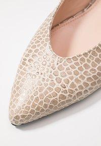Maripé - Slingback ballet pumps - corda - 2