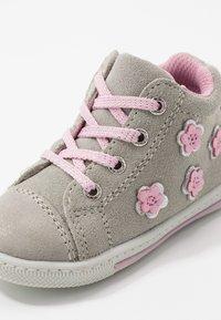 Lurchi - BEBA - Baby shoes - grey - 5