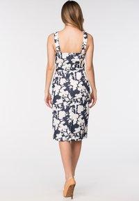 Diyas London - ADELANE - Shift dress - flower print - 2
