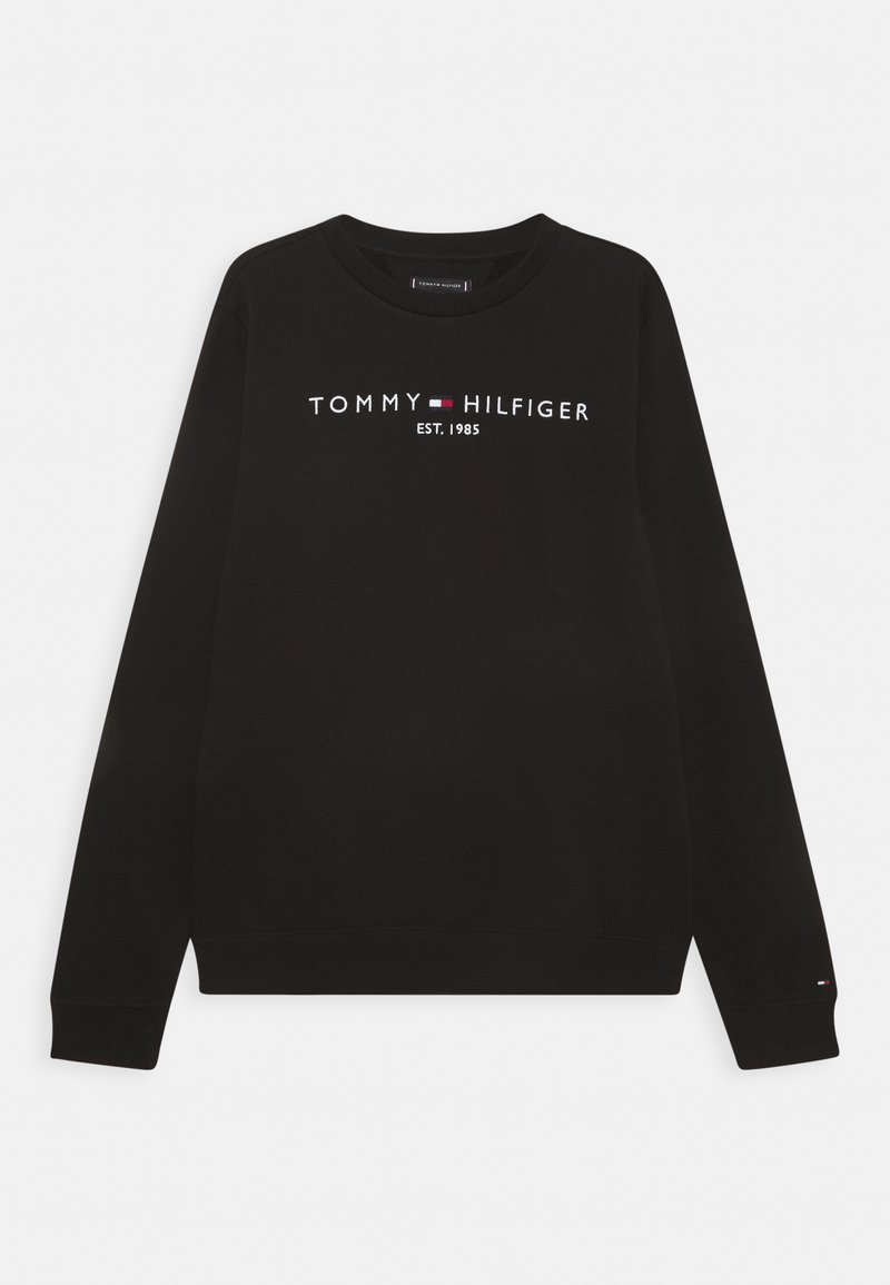 Tommy Hilfiger - ESSENTIAL  - Mikina - black