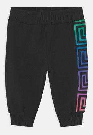 UNISEX - Trousers - Nero/Multicolor