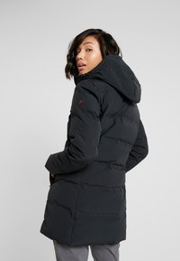 YETI - AUKEA BONDED COAT - Down coat - black - 2