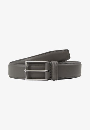 SMOOTH BELT SEAM - Pásek - grey