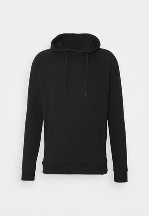 BASIC HOODIE - Sweat à capuche - black