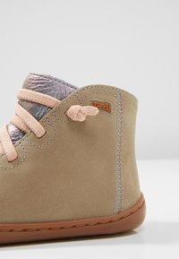 Camper - PEU CAMI KIDS - Lace-up ankle boots - beige/pink - 2