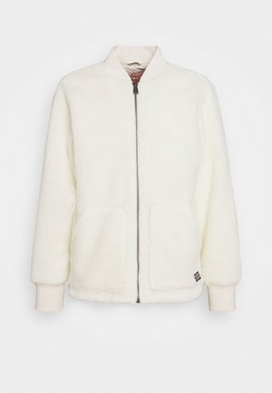 HUNTERS POINT WORKER - Bomber Jacket - toasted coconut