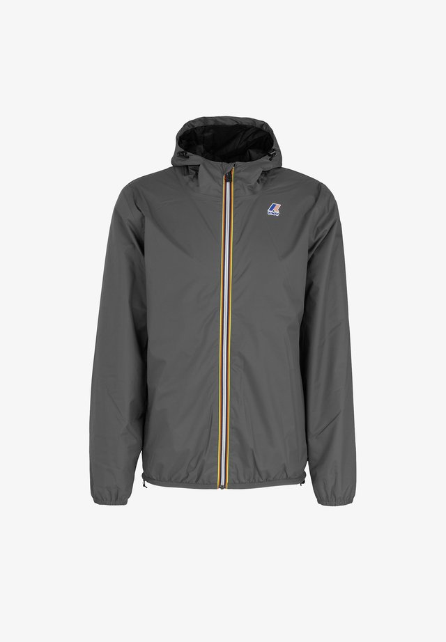 Outdoor jacket - grey smoke