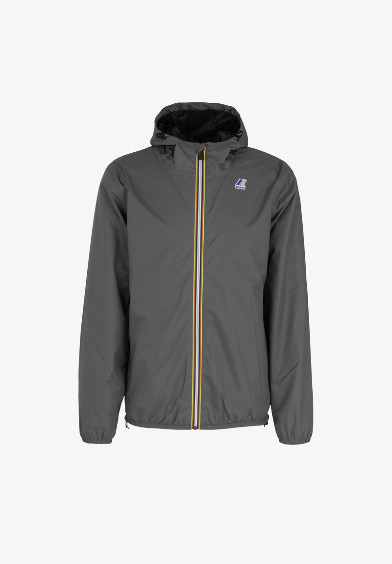 K-Way - Outdoor jacket - grey smoke