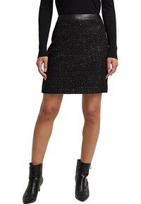 Esprit - Mini skirt - black - 2