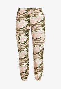 TWINTIP - Trousers - dark green - 3
