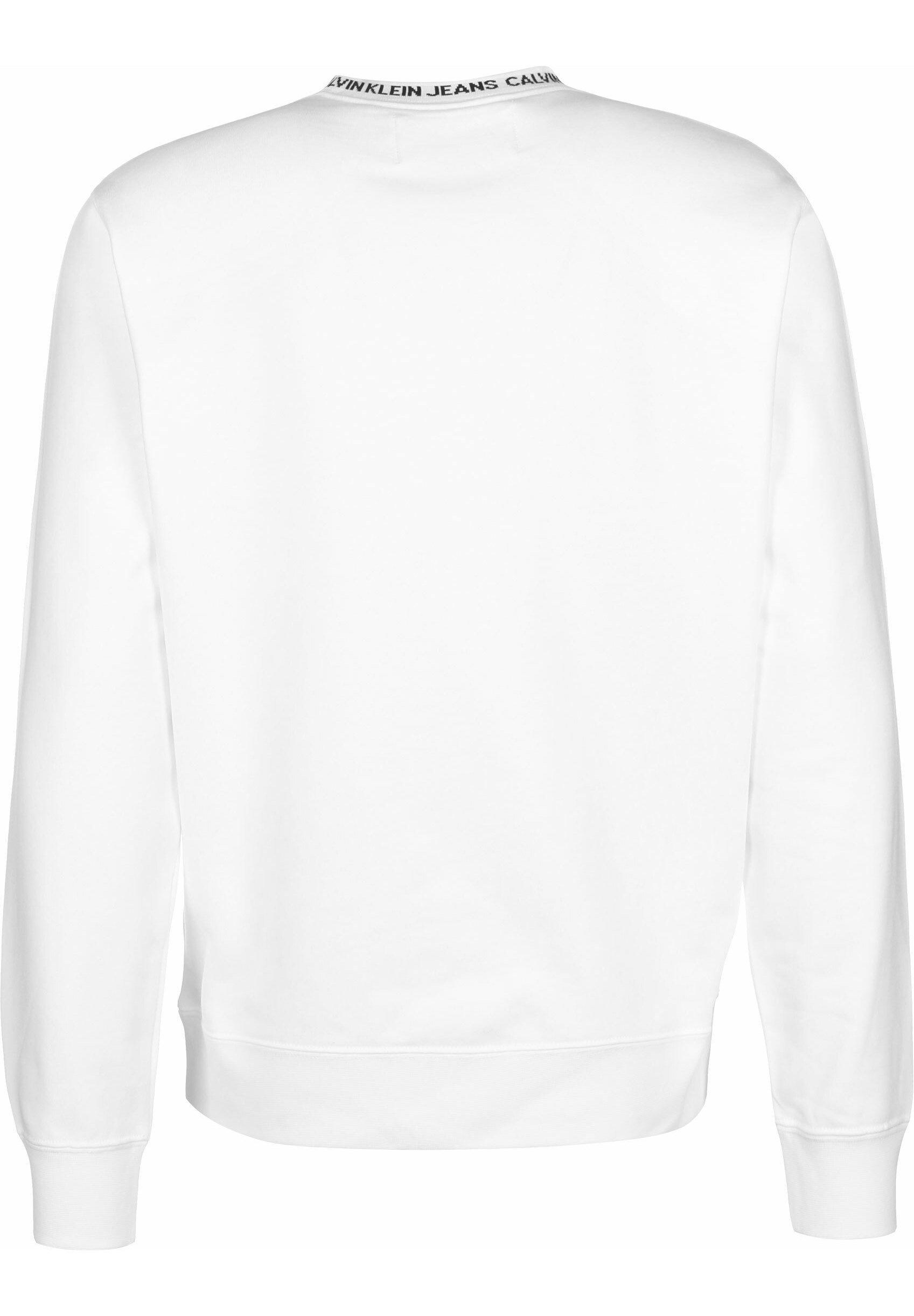 Calvin Klein Jeans Sweatshirt - white