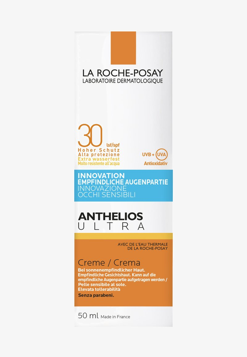 La Roche-Posay - ANTHELIOS ULTRA CREME LSF 30 - Sun protection - -