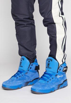 33 DEATH ROW - Höga sneakers - blue
