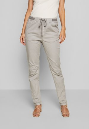 Trousers - light grey