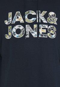 Jack & Jones - JJFLEUR HOOD - Sweatshirt - navy blazer - 2