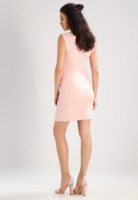 Kaffe - INDIA V NECK DRESS - Shift dress - evening rose - 2