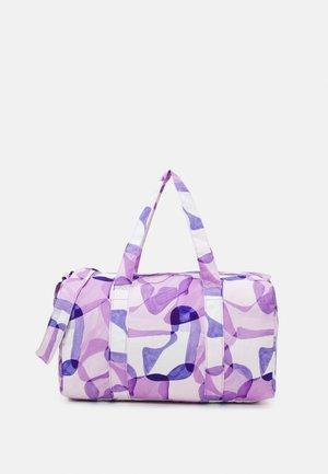 LEISURE BAG PRINT UNISEX - Sporttasche - lilac