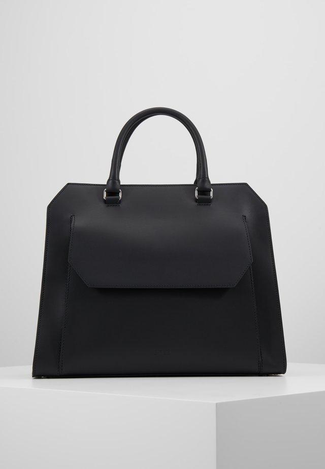 CAMBRIDGE TOP HANDLE - Handbag - black