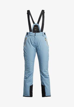 SOLA - Spodnie narciarskie - stahlblau