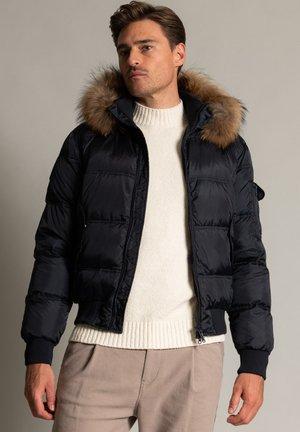 GMO - Down jacket - marine
