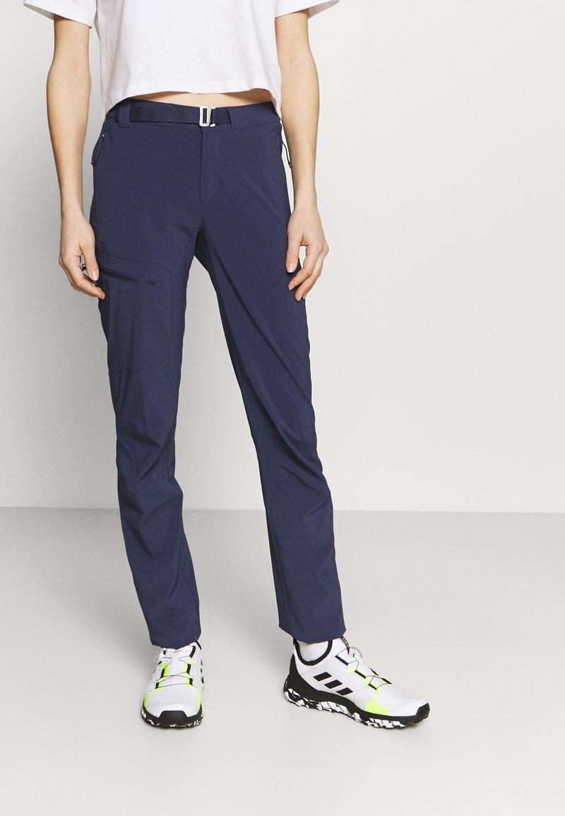 Columbia - TITAN PASS™ PANT - Pantaloni - nocturnal