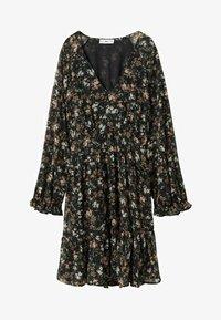 Mango - Day dress - noir - 5