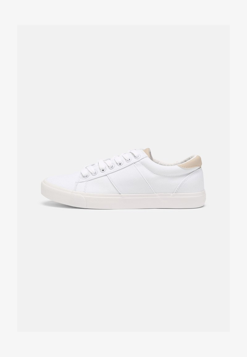 Pier One - UNISEX - Sneakers laag - white