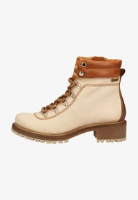 Pikolinos - Lace-up ankle boots - marfil - 0