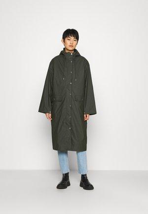 STALA LONG JACKET - Waterproof jacket - rosin