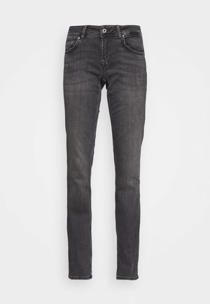HOLLY - Straight leg jeans - black denim