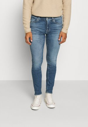 EVOLVE - Jeans Skinny - blue denim