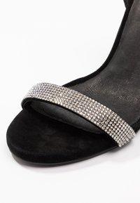 KIOMI - High heeled sandals - black - 2