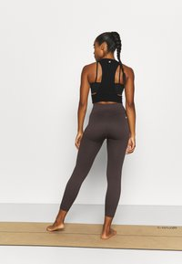 Cotton On Body - SEAMLESS HI LOW 7/8 - Tights - peppercorn - 2