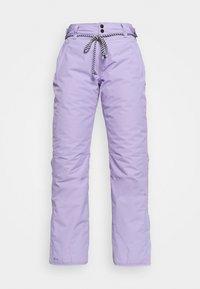 Brunotti - SUNLEAF WOMEN SNOWPANTS - Zimní kalhoty - lavender - 4