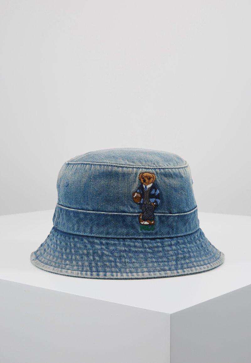 Polo Ralph Lauren - BUCKET HAT BEAR - Hatt - light blue