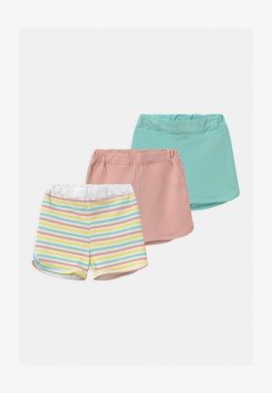 NBFBODIL 3 PACK - Shorts - blue tint