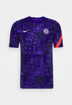 CHELSEA LONDON FC DRY  - Equipación de clubes - concord/ember glow/white