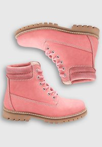 Next - Lace-up ankle boots - pink - 2
