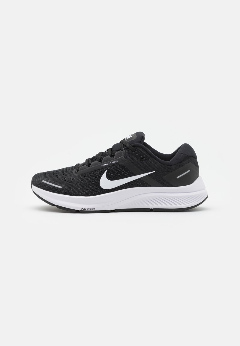 Nike Performance - AIR ZOOM STRUCTURE 23 - Zapatillas de running estables - black/white/anthracite