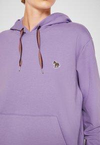 PS Paul Smith - ZEBRA HOODIE - Sweatshirt - purple - 7