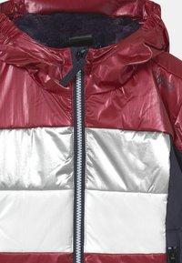 CMP - GIRL FIX HOOD - Lyžařská bunda - magenta - 2