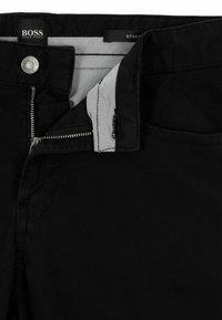 BOSS - DELAWARE - Slim fit jeans - black - 5