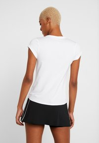 Nike Performance - DRY - T-shirt - bas - white - 2